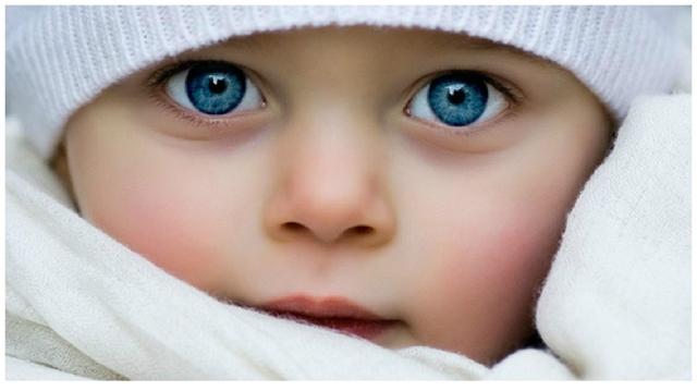 Какие глаза будут у ребёнка, если у родителей…