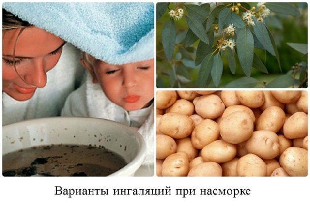 Лечение насморка у детей народными средствами