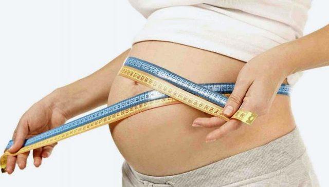 Крупный плод при беременности: причины, признаки, осложнения