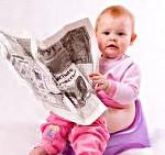 Запоры у ребенка с рождения до 5 лет: причины, лечение, возрастные различия