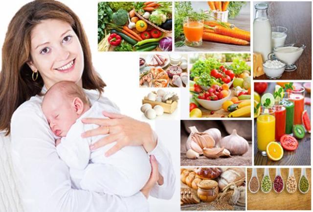 Диета для кормящих мам для похудения по дням меню на неделю