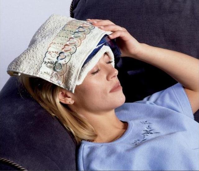 Почему при отравлении болит голова: быстрое снятие головной боли