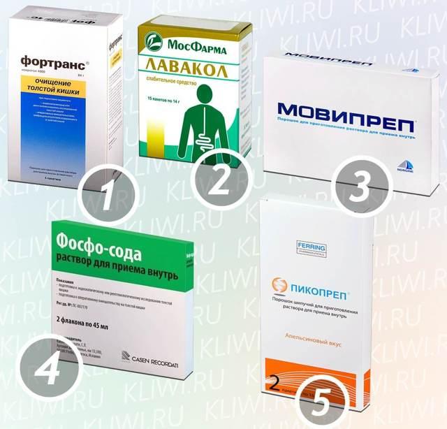 Пикопреп для очищения кишечника перед колоноскопией: отзывы, инструкция