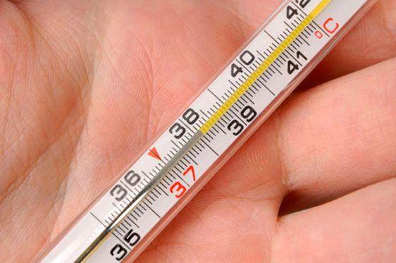 Температура при похмелье: может ли быть, причины и способы устранения