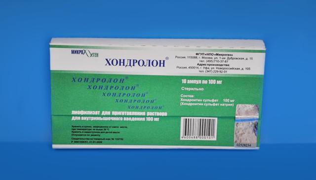 Хондролон в уколах: инструкция, цена, состав и показания к применению