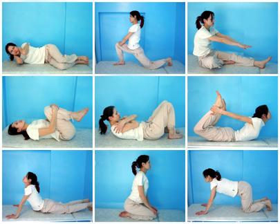 Йога при грыже позвоночника: показания к выполнению асанов
