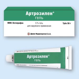 Капсулы Артрозилен: инструкция по применению, цена
