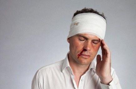 Линейный перелом затылочной кости: симптомы и лечение