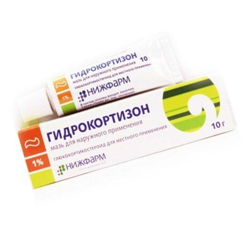 Как используется Гидрокортизон при геморрое?