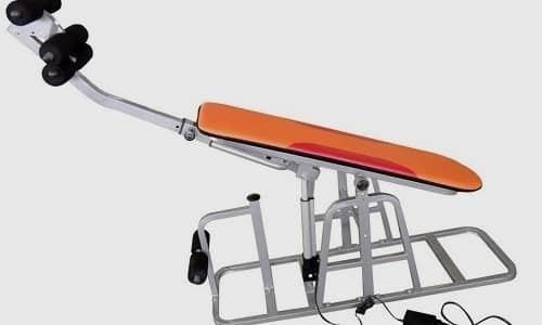 Инверсионный стол при грыже позвоночника: принцип действия
