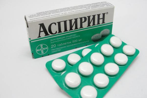 Инструкция по применению Аспирина при геморрое
