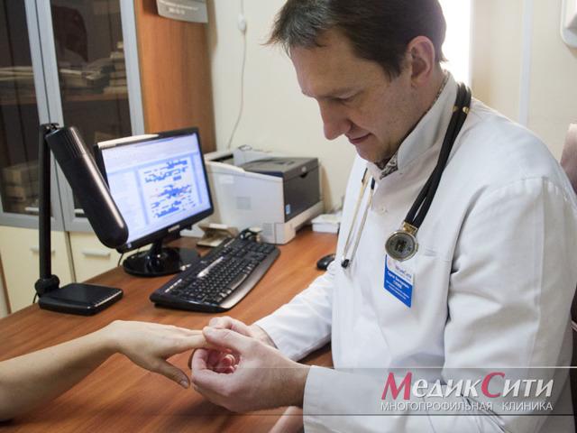 Диагностика и комплексное лечение системной склеродермии