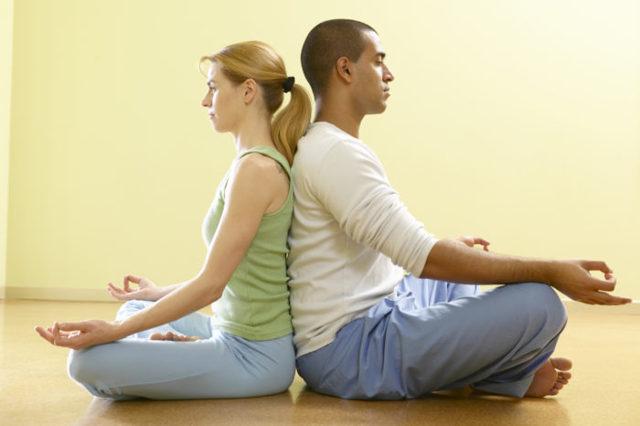 Йога для исправления осанки: комплекс асан