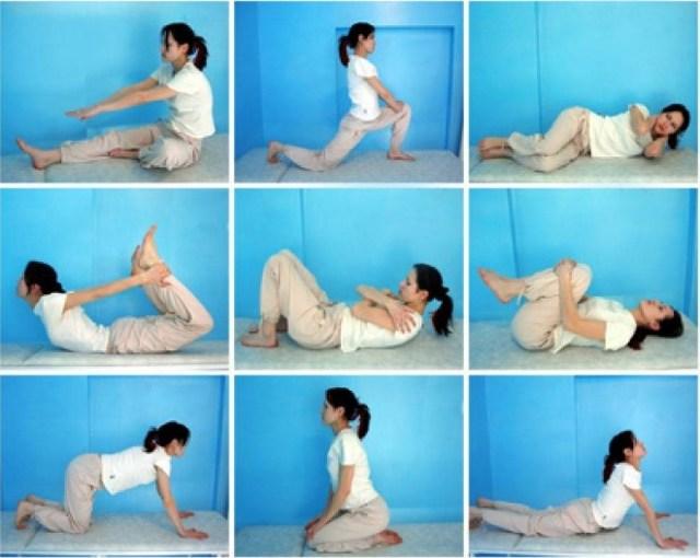 Упражнения после операции на грыжу позвоночника поясничного отдела
