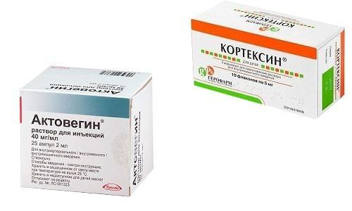 Кортексин и Актовегин: что лучше?